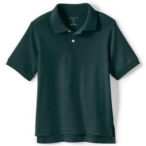 Evergreen Short Sleeve Polo for Kids by Lands' End